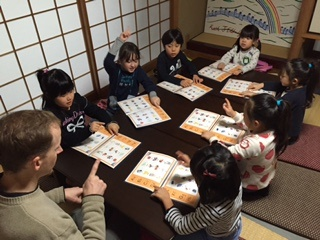 キース先生 幼稚園クラス